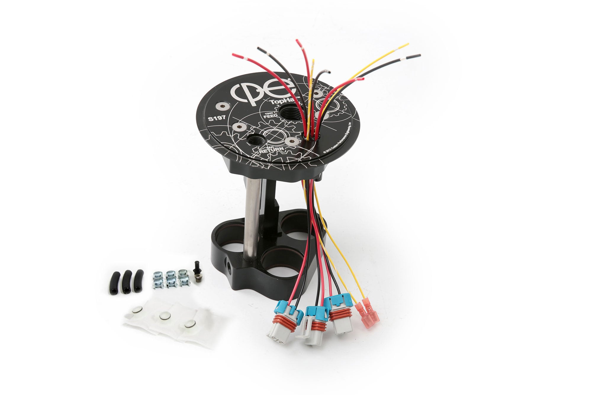 Ford Mustang 07 12 Gt500 Tophat Cp E Clock Wiring