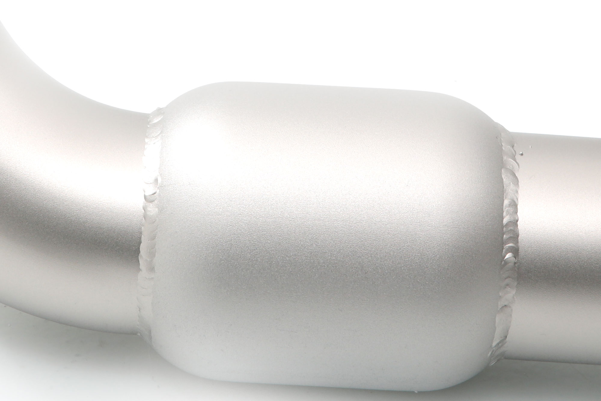 F-150 EcoBoost DownpipeHigh flow catalytic converter