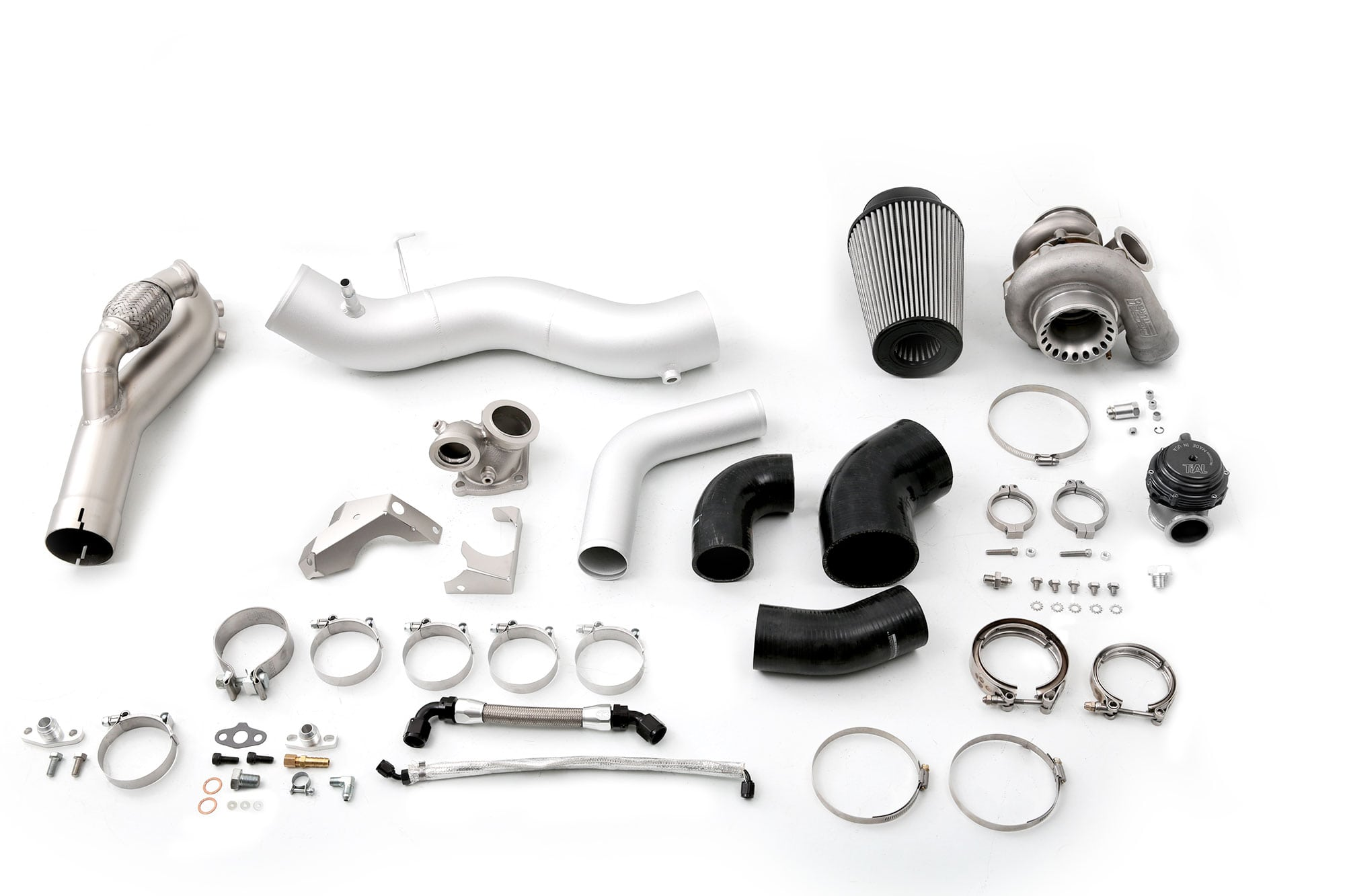 cp-e™ Atmosphere™ Ford Mustang EcoBoost Precision Turbo Kit