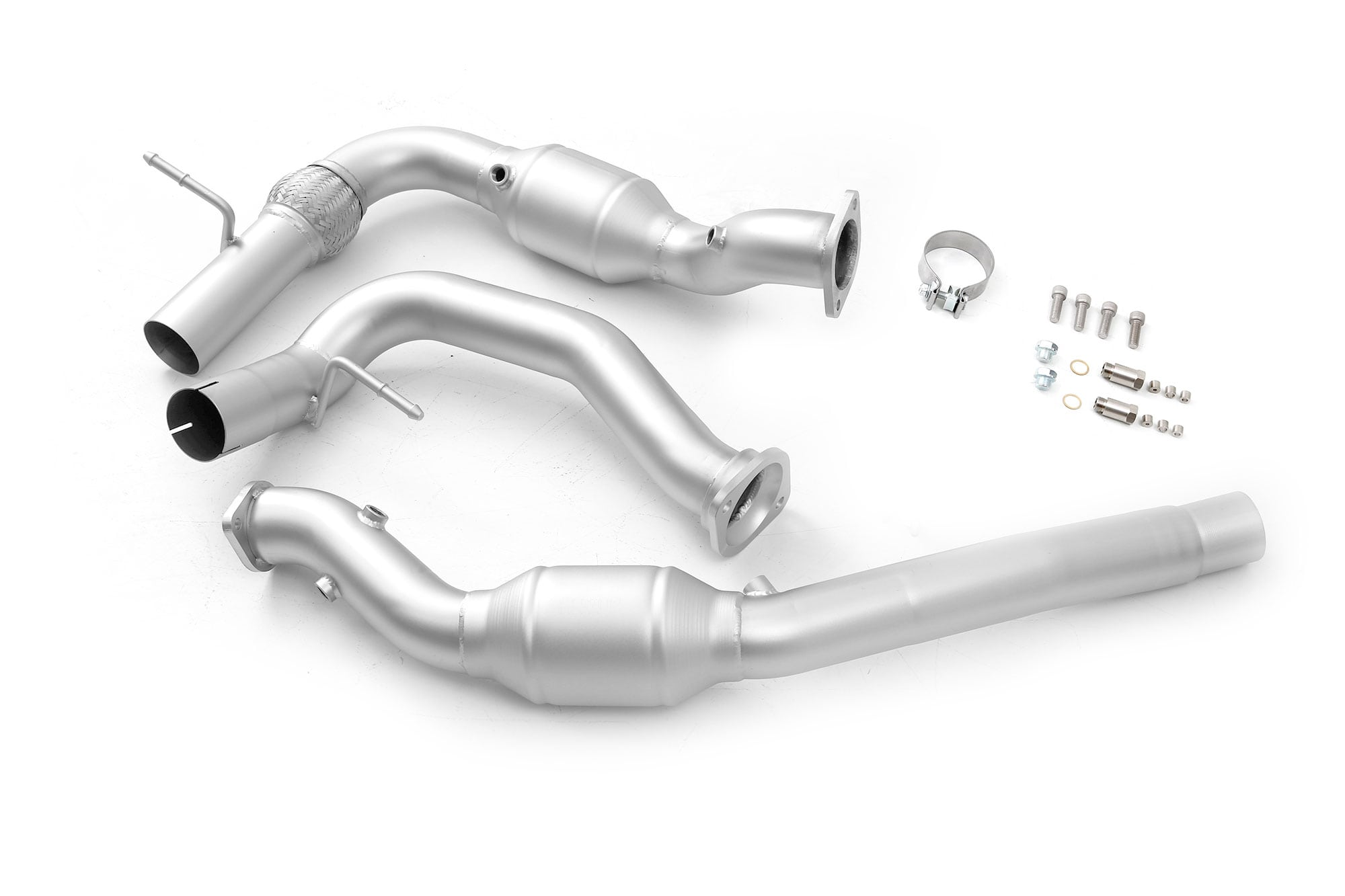 cp-e™ QKspl™ Ford F-150 Raptor EcoBoost Catted Downpipe